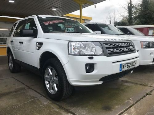 ***SOLD***Freelander TD4 GS Auto 2012***SOLD***